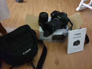 Camara de fotos Canon EOS 450D