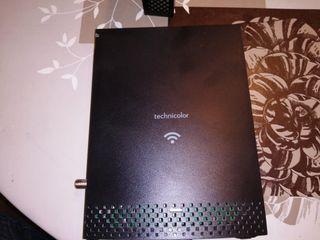 router technicolor