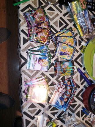 Dragon Ball super cards game