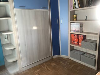 Habitación juvenil completa con cama de 90