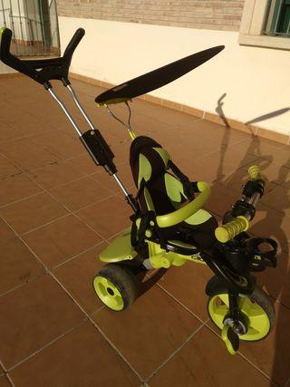 Triciclo Injusa City