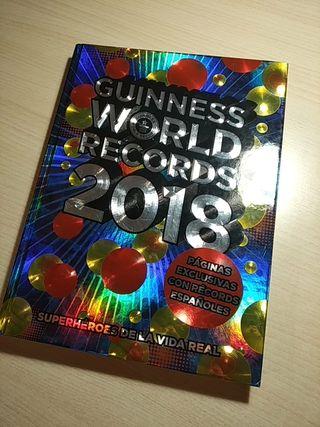 Libro Records Guinness 2018