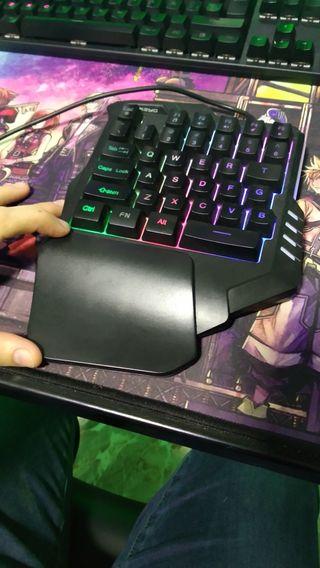 Keypad Gaming Teclado