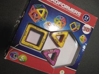 magformers 14 piezas