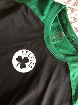 Camiseta tirantes Celtics