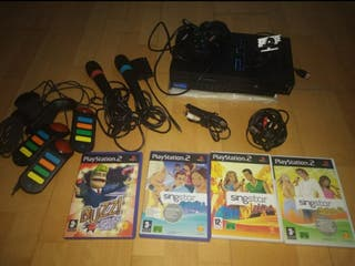 lote play station 2