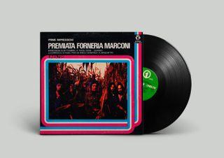 Premiata Forneria Marconi Prime Impressioni 1976