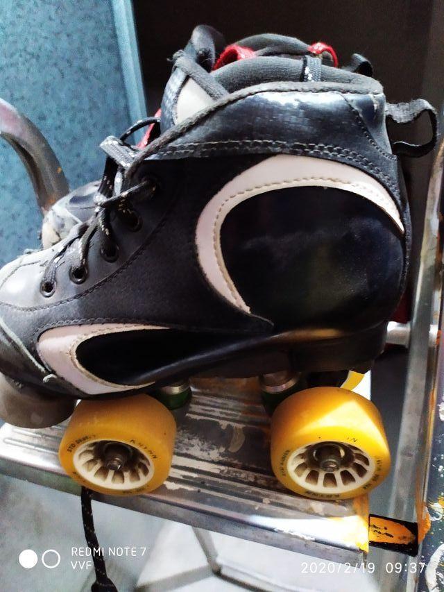 hockey patines portero