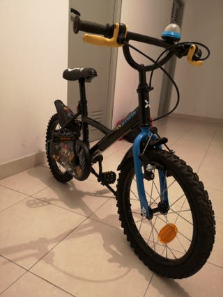 Bicicleta 16'