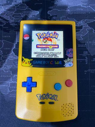 Game boy ( restaurada ) ( pantalla color)
