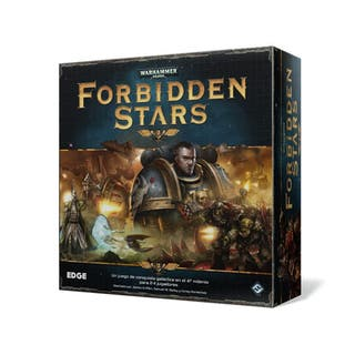 Juego mesa Forbidden Stars Warhammer Warhammer tab