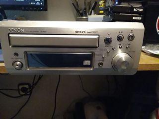 Amplificador + Altavoces