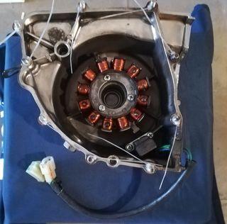 Stator bobina Hyosung Áquila GV 250.
