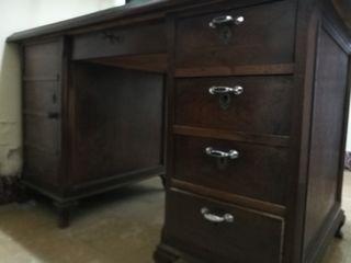 Taula escriptori antiga