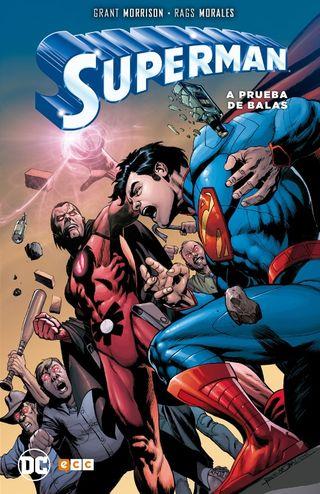 Superman Grant morrison