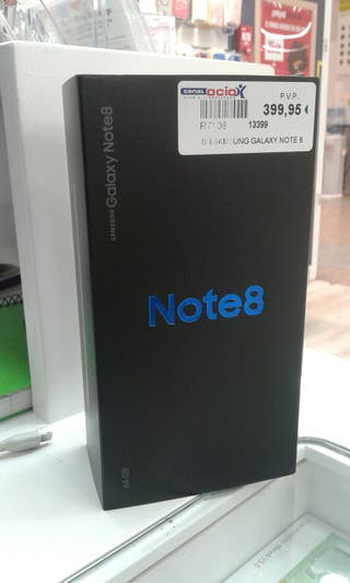 SAMSUNG GALAXY NOTE 8 64GB OPORTUNIDAD!!