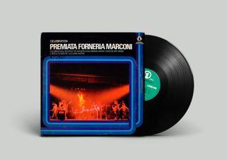 Premiata Forneria Marconi Celebration 1976 Italy