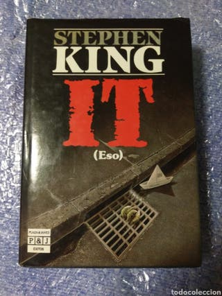LIBRO IT (STEPHEN KING)