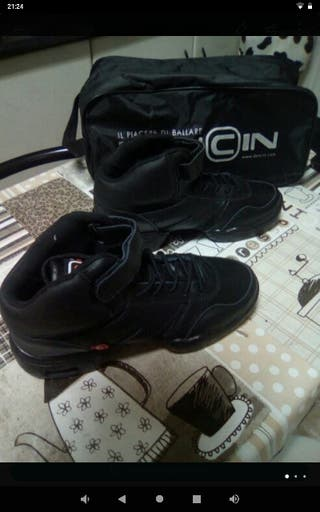 Zapatos baile deportivo