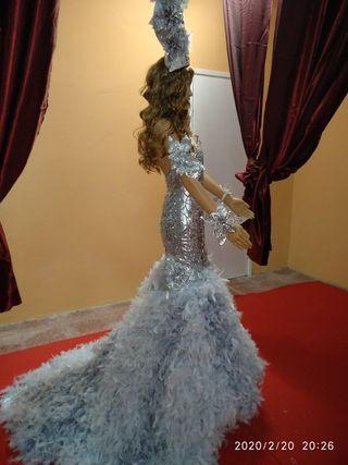 vestido novia gitana