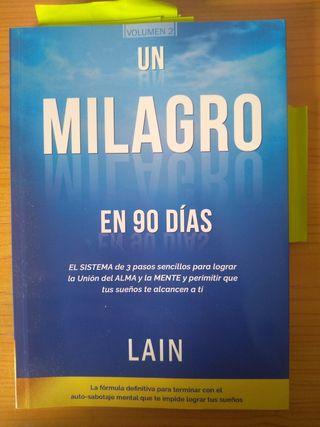 Lain García Calvo: Un milagro en 90 días