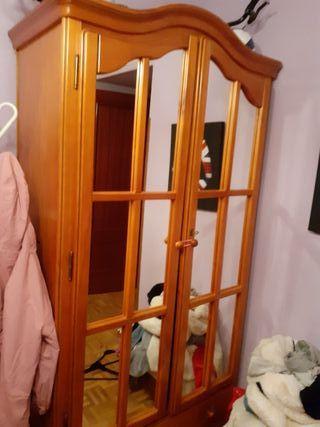 armario de pino