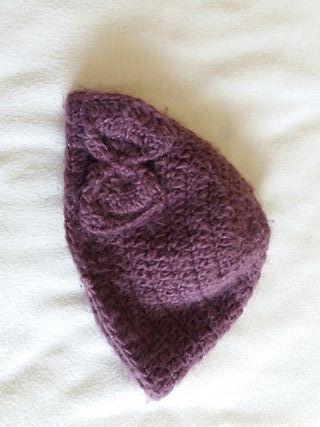 Gorro de lana Zara