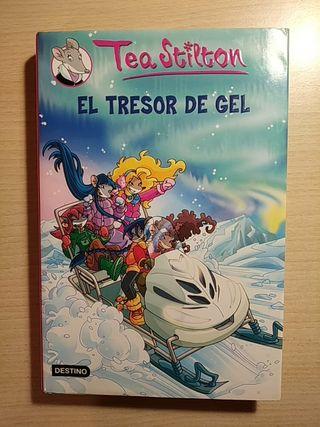 Libro El tresor de gel
