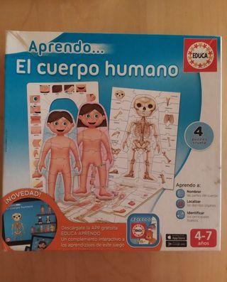 Puzzle El Cuerpo Humano (ref. B91)