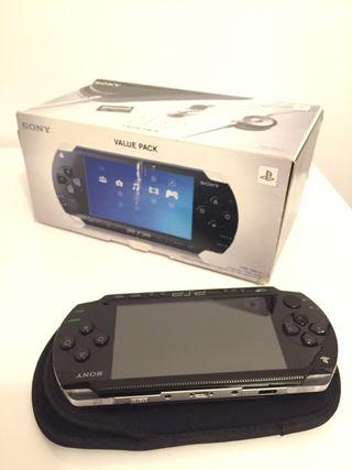PSP SONY 1004 -!!!-POCO USO-!!!
