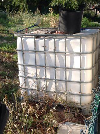 Deposito 1000 litros (2 unidades)