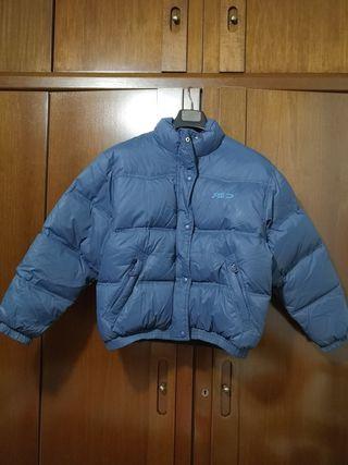 Abrigo plumas VINTAGE unisex, años 90. John Smith