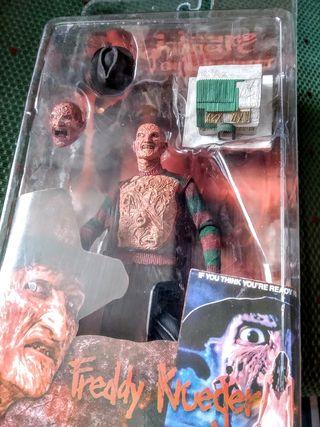 Freddy Krueger ORIGINAL Pesadilla en Elm Street
