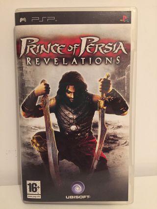 PRINCE of PERSIA/REVELATION - PSP SONY