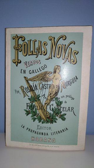 Follas Novas - Rosalía de Castro