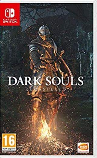 cambio o vendo dark souls nintendo switch