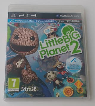 LITTLE BIG PLANET 2 PS3 Playstation