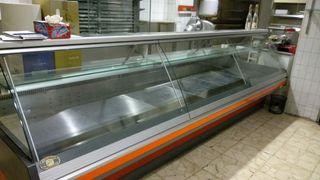 frigorifico mostrador expositor Linde