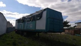 Caja de camion