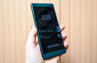 smartphone teléfono movil sony xperia xz2
