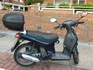 Moto Honda Scoopy SH100