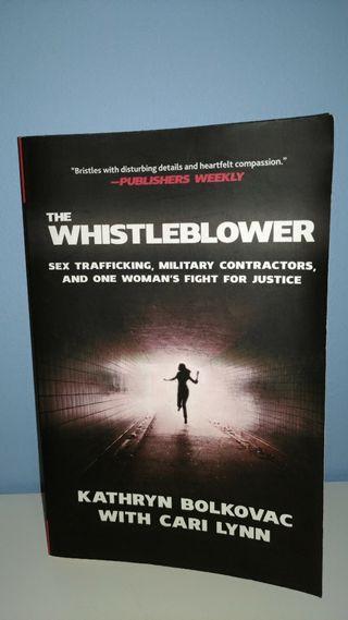 The Whistleblower - Kathryn Bolkovac, Cari Lynn