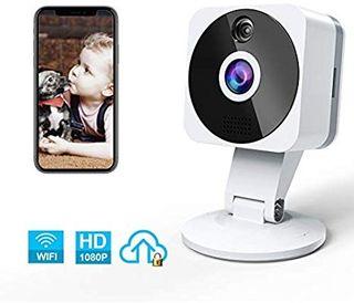 cámara vigilancia wifi bebé
