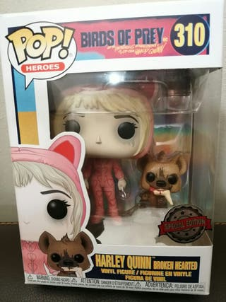 Funko exclusivo Harley Quinn