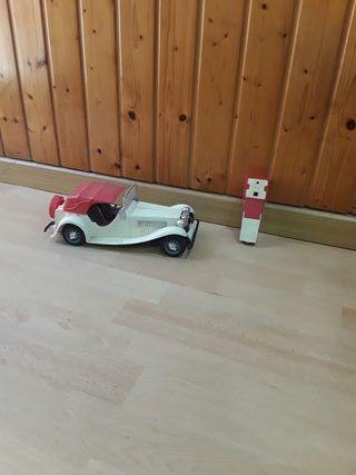 coche teledirigido antiguo