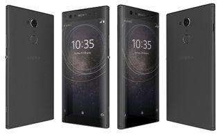 Sony XA2 Negro Nuevo a estrenar