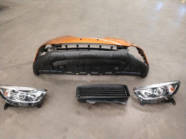 paragolpes delantero Renault captur