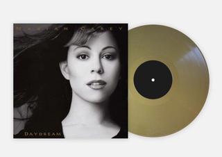 Mariah Carey - Daydream - Vinilo dorado