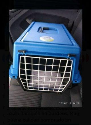 Transportin para mascotas nuevo