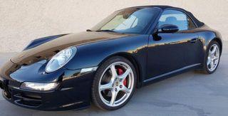 PORSCHE 911 Cabrio Carrera S